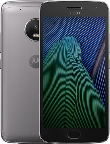Motorola Moto G5 Plus Gray Main Image