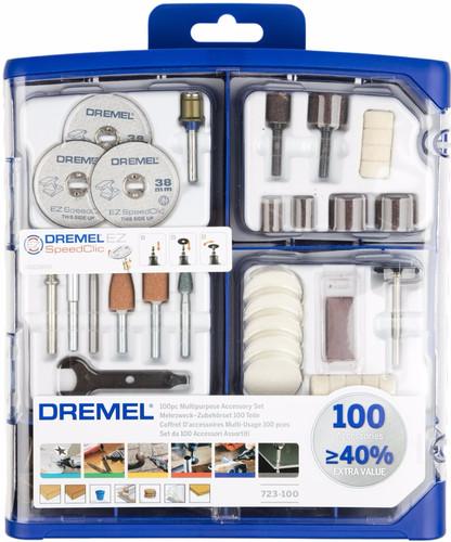Dremel MAS 100-delige accessoireset Main Image