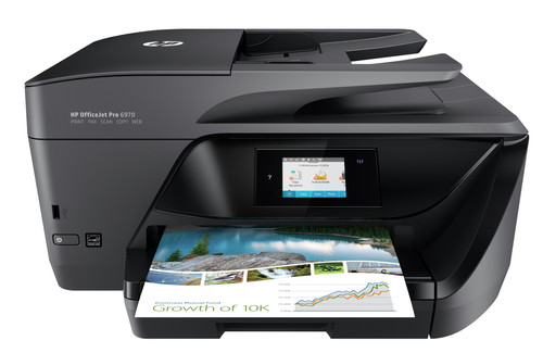 HP OfficeJet Pro 6970 e-All-in-One (T0F33A) Main Image