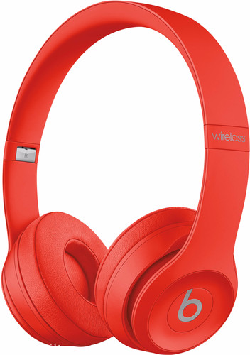 Beats Solo3 Wireless Red Main Image