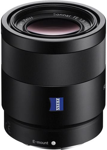 Sony FE 55mm f/1.8 ZA Sonnar T* Main Image