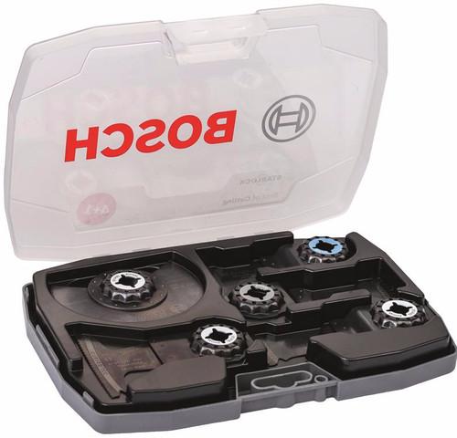 Bosch Starlock 5-delige Accessoireset Main Image