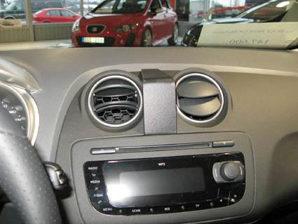 Brodit ProClip Seat Ibiza 2009-2011 Centrale Bevestiging Main Image