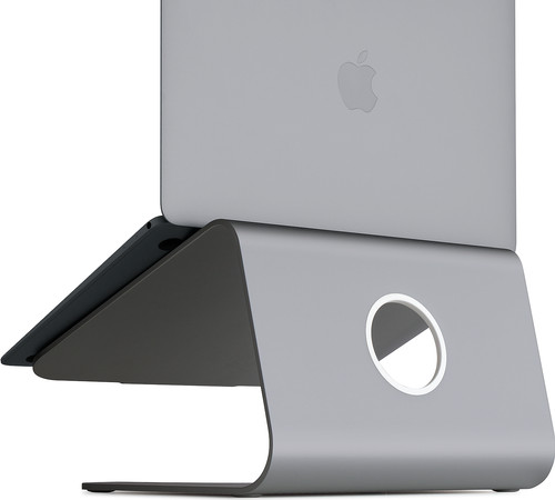Rain Design Mstand Macbook.Rain Design Mstand Macbook Stand Gray
