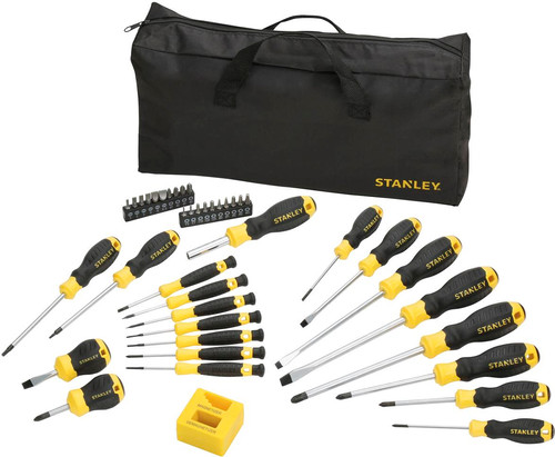 Stanley 42-piece screwdriver set Main Image