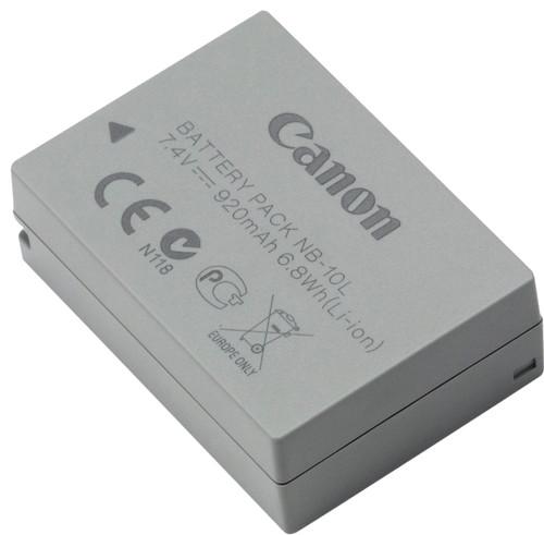Canon NB-10L Main Image