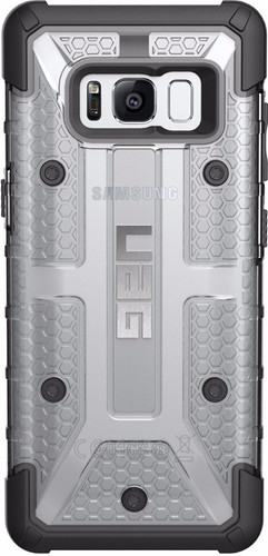 best service d0770 ee7bf UAG Ice Samsung Galaxy S8 Plus Back Cover Transparent