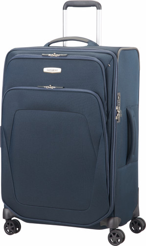 Samsonite Spark SNG Expandable Spinner 67cm Blue Main Image