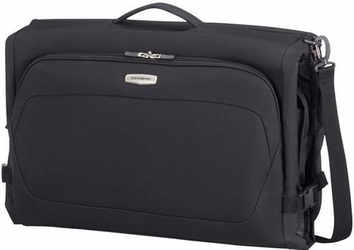 Samsonite Spark SNG Garment Bag Tri-Fold Black Main Image