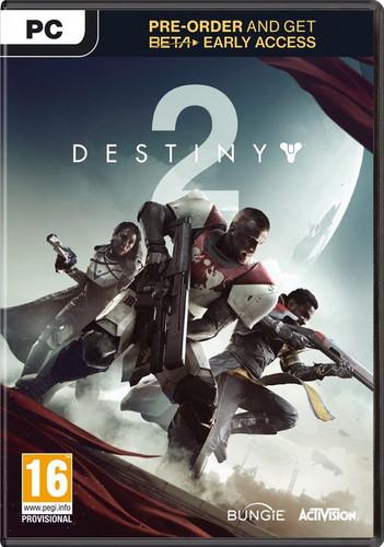 Destiny 2 PC Main Image
