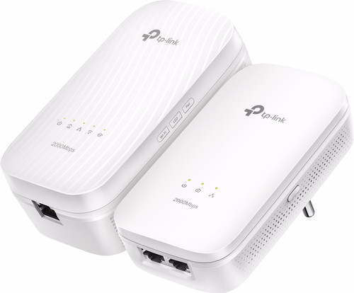 TP-Link TL-WPA9610 WiFi 2000 Mbps 2 adapters Main Image