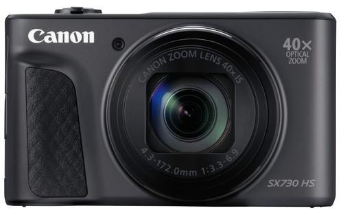 Canon Powershot SX730HS Noir Main Image