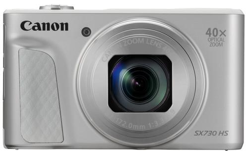 Canon Powershot SX730HS Argent Main Image