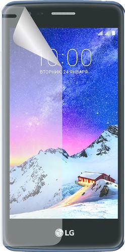 Azuri Protège-écran en plastique pour LG K8 (2017) Lot de 2 Main Image