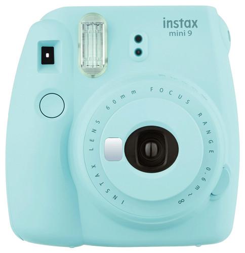 Fujifilm Instax Mini 9 Ice Blue Main Image