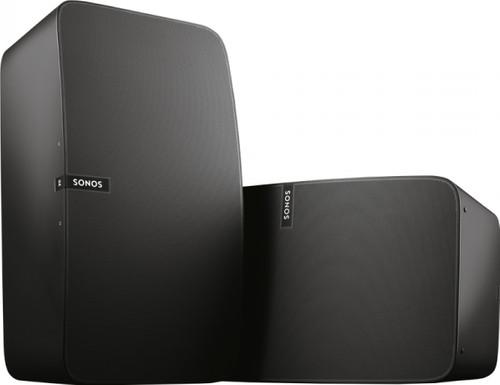 Sonos Play:5 Duo Pack Zwart Main Image