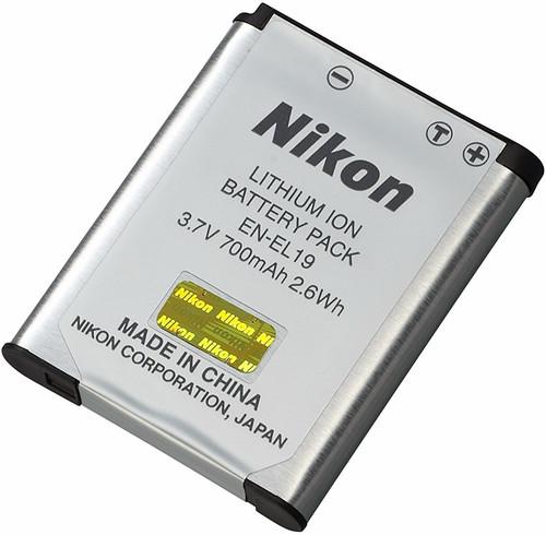 Nikon EN-EL19 Main Image