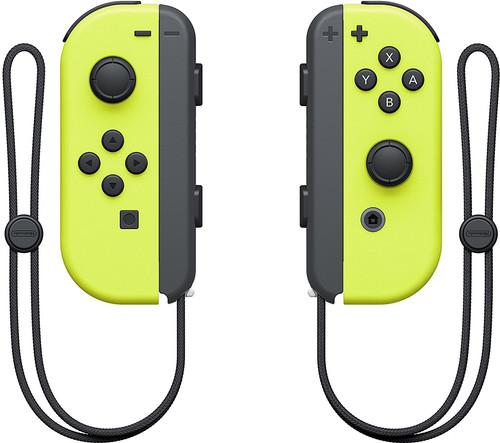 Nintendo Switch Set Joy-Con Jaune Main Image