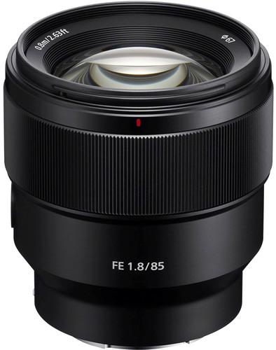 Sony FE 85 mm f/1.8 Main Image