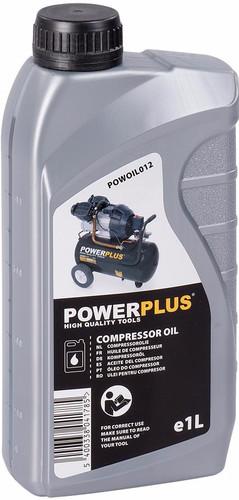 Powerplus Huile pour Compresseur 1 L Main Image