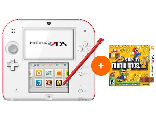Nintendo 2DS New Super Mario Bros. 2 Pack Main Image