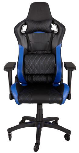 Corsair T1 Race Gaming Chair Black/Blue Main Image
