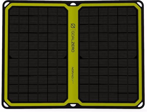 Goal Zero Nomad 14 Plus Zonnepaneel Zwart Main Image