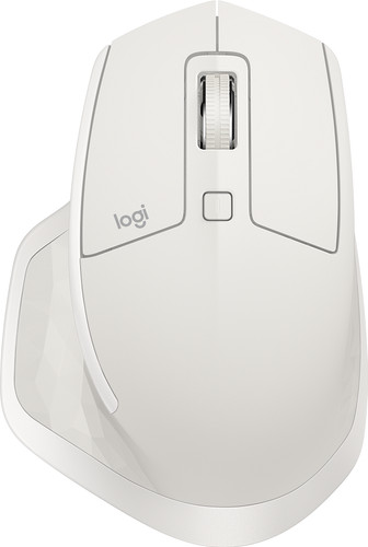 Logitech MX Master 2S Wireless Mouse White