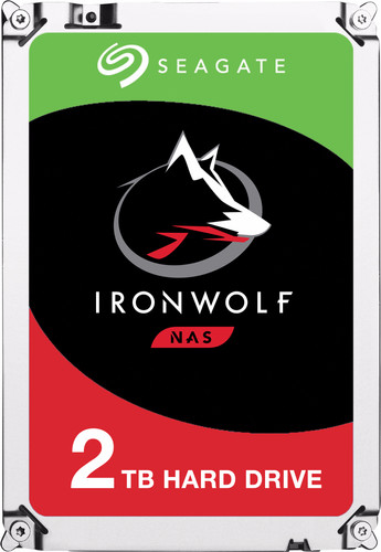 Seagate Ironwolf ST2000VN004 2 TB Main Image