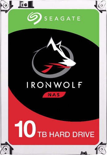 Seagate IronWolf ST10000VN0004 NAS 10TB Main Image