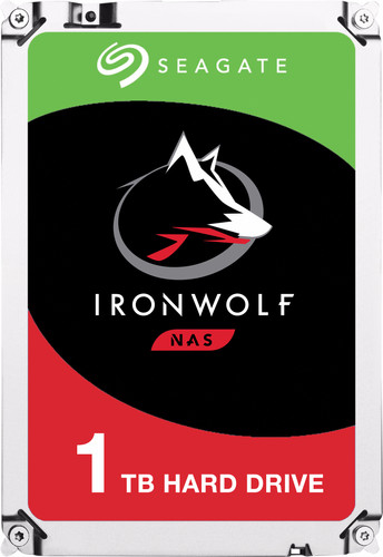 Seagate IronWolf ST1000VN002 1TB Main Image