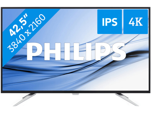Philips Brilliance Monitor BDM4350UC Main Image