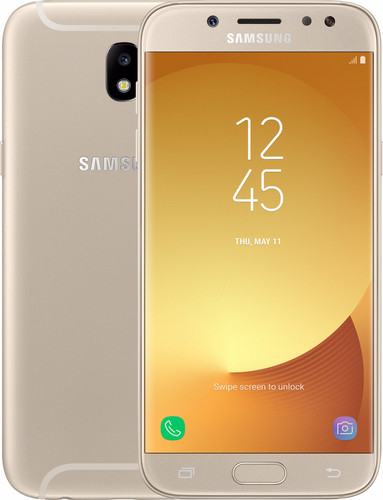 Samsung Galaxy J5 (2017) Dual SIM Gold Main Image