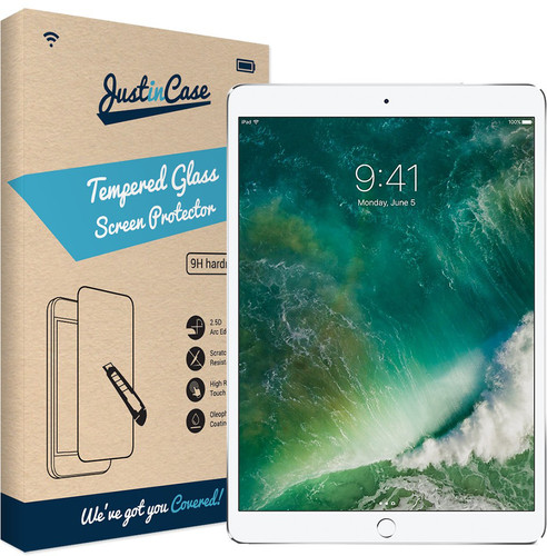 Just in Case Apple iPad Pro 10,5 pouces Protège-écran Verre Main Image