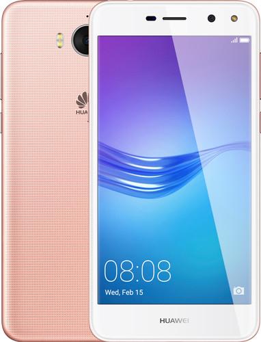 Huawei Y6 (2017) Pink Main Image