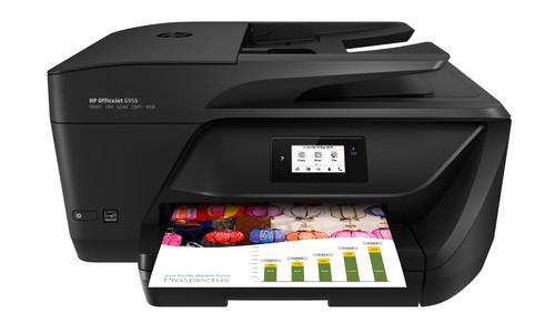 HP OfficeJet 6950 e-Tout-en-Un Main Image