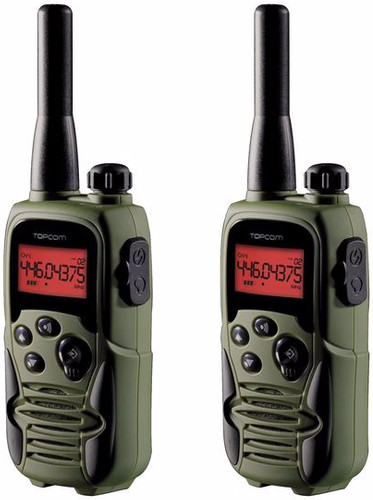 Topcom Twintalker 9500 Airsoft Edition Main Image