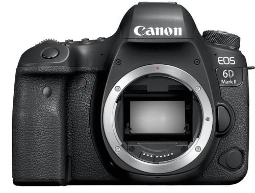 Canon EOS 6D Mark II Body Main Image