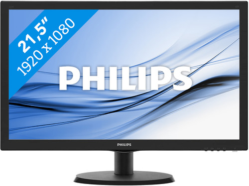 fb5cee18401d1a Philips 223V5LHSB2 00 - Coolblue - Voor 23.59u