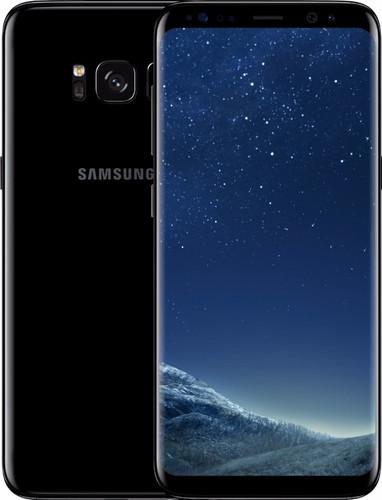 Samsung Galaxy S8 Black Main Image