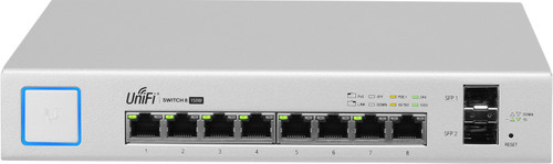 Ubiquiti UniFi Switch 8-150W Main Image