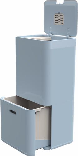 Joseph Joseph Intelligent Waste Totem 60 Liter Blauw Main Image