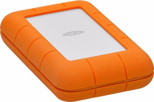 LaCie Rugged Thunderbolt USB-C 4TB Main Image