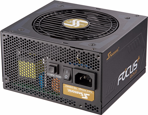 Seasonic Focus Plus Gold 750 Main Image
