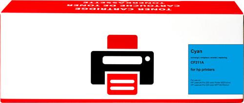 Pixeljet 131A Toner Cyan pour imprimantes HP (CF211A) Main Image