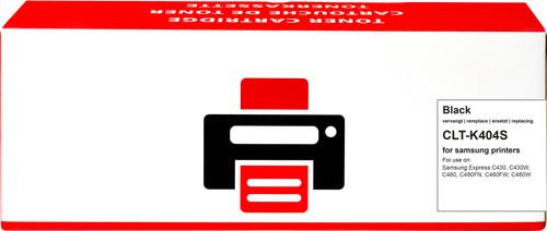 Pixeljet CLT-K404S Noir pour imprimantes Samsung Main Image