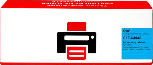 Pixeljet CLT-C404S Cyan pour imprimantes Samsung Main Image