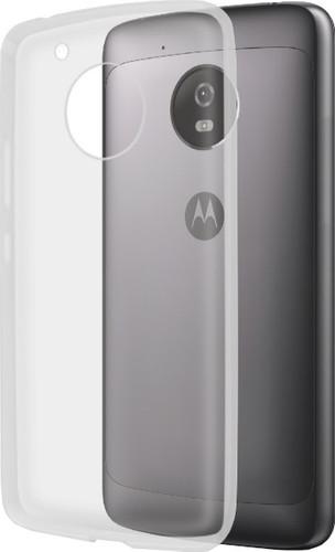 Azuri TPU Ultra Thin Motorola Moto G5 Back Cover Transparent Main Image