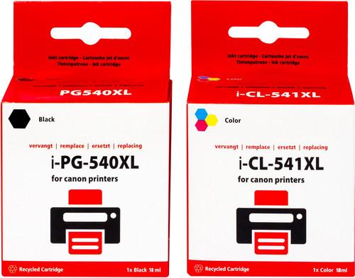 Pixeljet 540/541XL 4-Kleuren Pack voor Canon printers (5225B006) Main Image