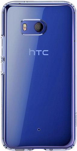 huge discount 8bcb9 3262a Spigen Liquid Crystal HTC U11 Transparent
